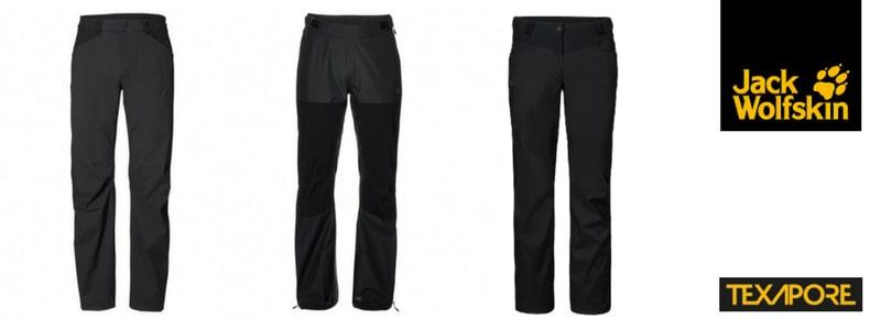 spodnie nieprzemakalne