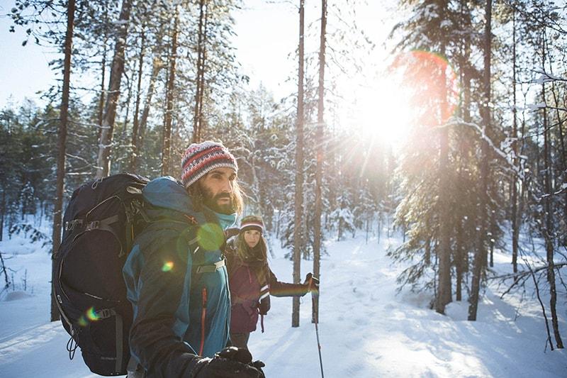 jak spakować się w góry zimą