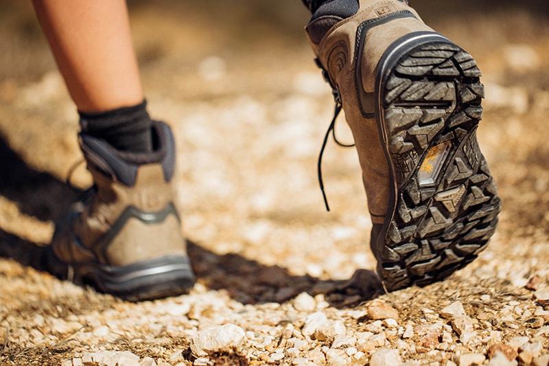 sposób na odciski na stopach