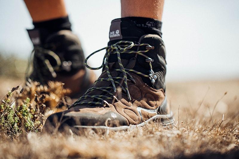 Buty trekkingowe mogą wszystko