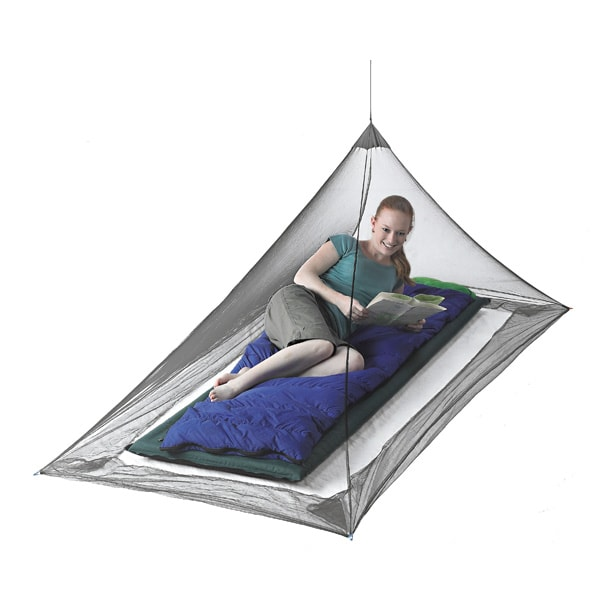 Sposoby na komary - moskitiera