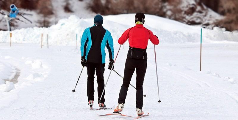 Na nartach w Izerskich
