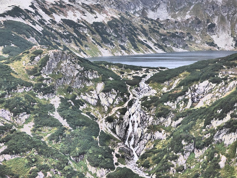 Siklawa z Doliny Buczynowej