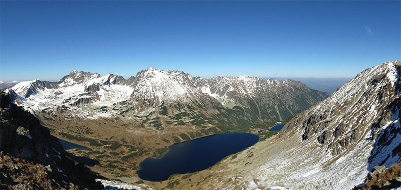 które góry w polsce - tatry
