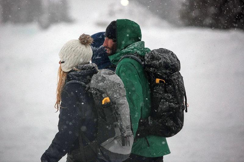 plecak trekkingowy