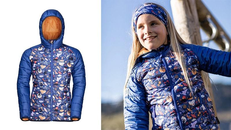 ZENON Print Jacket Kids