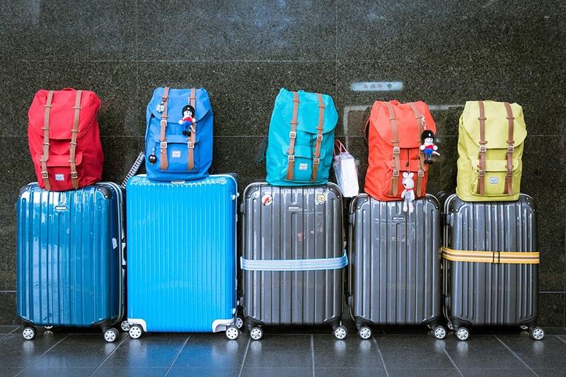 walizy i torby podróżne