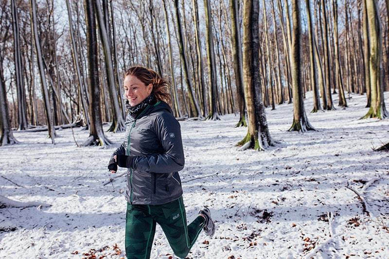 zimowe biegi