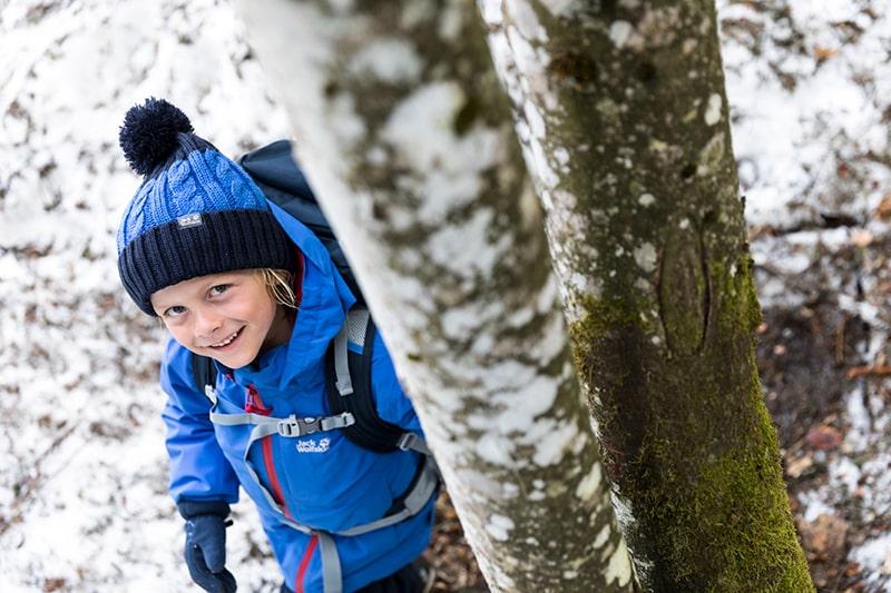 czapka na zimę dziecięca