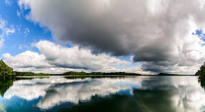 Park Narodowy Borów Tucholskich, jezioro