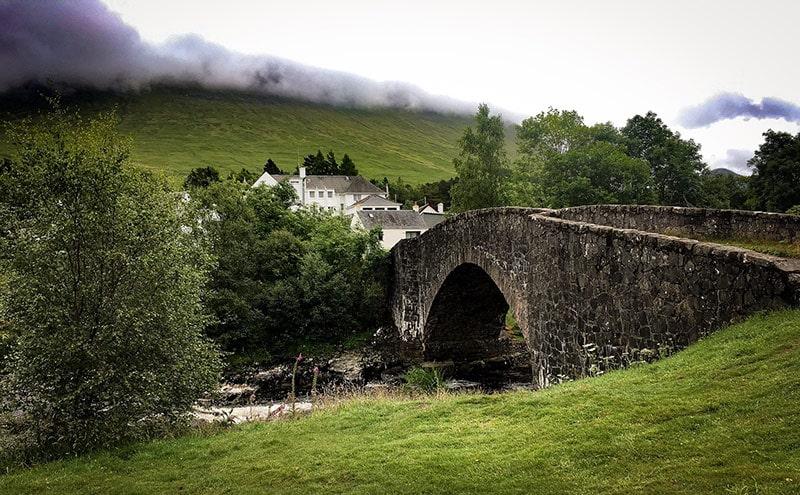 Szkockie klimaty West Highland Way