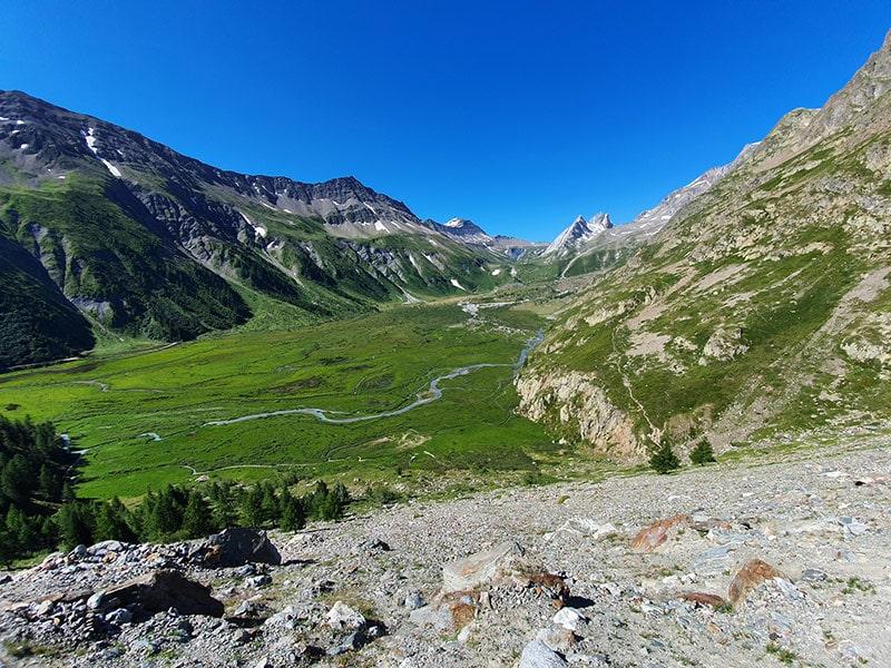 Tour Du Mont Blanc - szlak przez Alpy