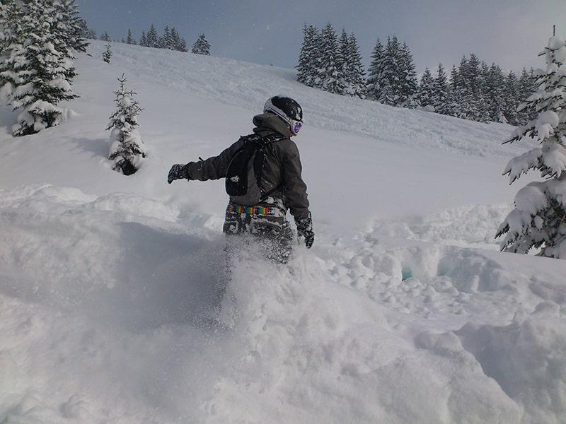 freeide - śnieżne szaleństwo