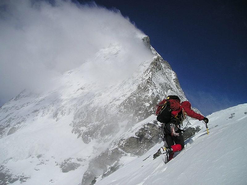 Wspinaczka na Matterhorn