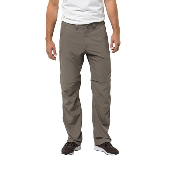 Spodnie Jack Wolfskin Canyon Zipp Off Pants Men