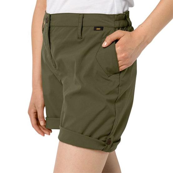 Spodnie Jack Wolfskin Desert Shorts Women