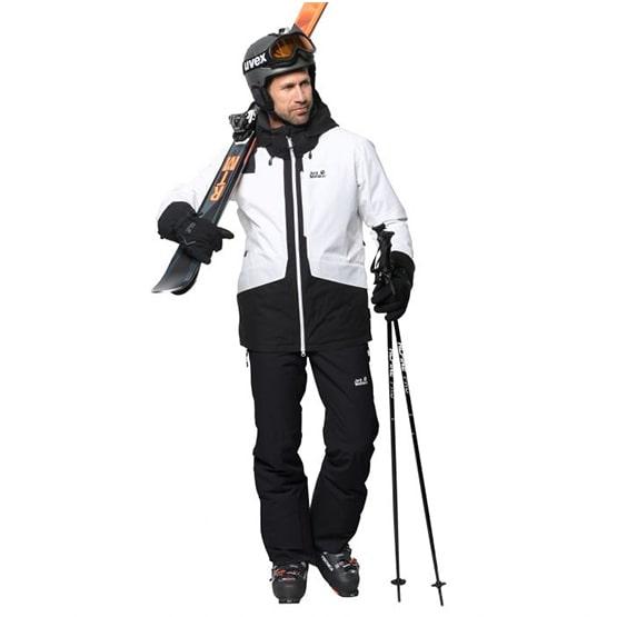 kurtka narciarska Big White Jack Wolfskin