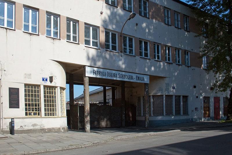 Fabryka Oskara Schindlera