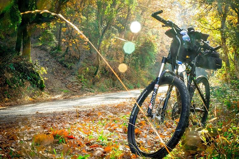długi weekend na rowerze