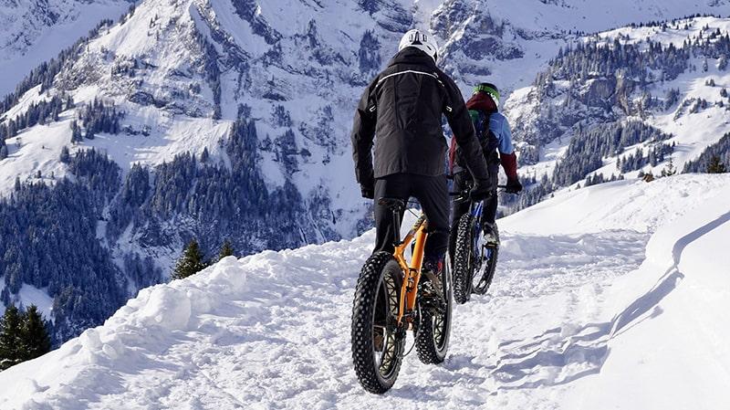 rowerem po górach