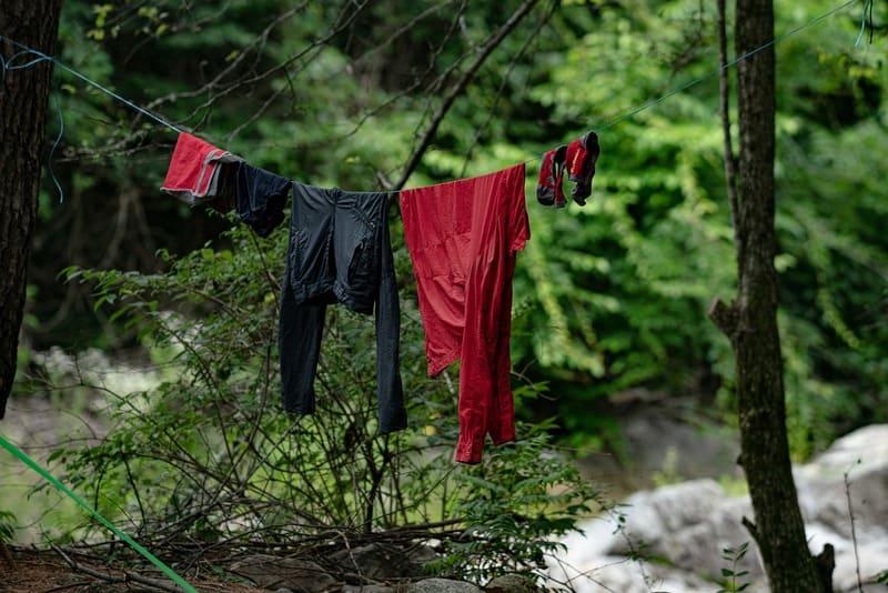 Jak prać odzież turystyczną?
