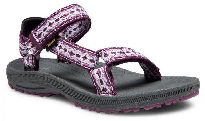 damskie sandały turystyczne TEVA - WINSTED WOMEN ANTIGUA