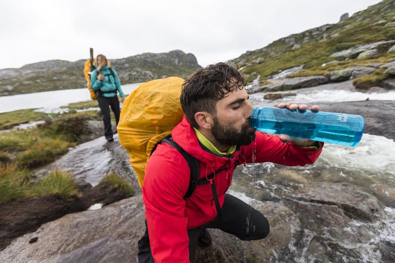 spodnie przeciwdeszczowe do chodzenia po górach
