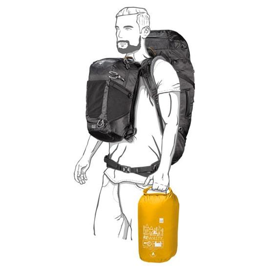 plecak wyprawowy - zestaw KALARI KINGSTONE KIT 56+16