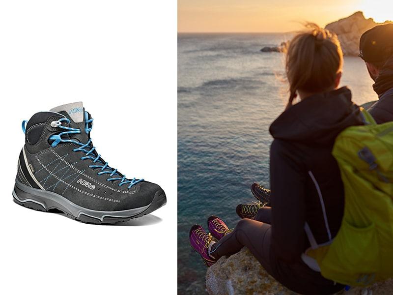 Damskie buty podejściowe Asolo NUCLEON GV ML