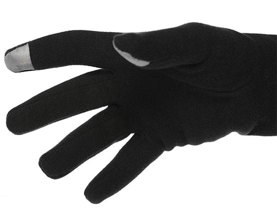 rękawice górskie dotykowe