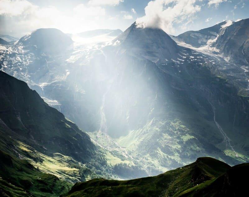najwyższy szczyt austrii
