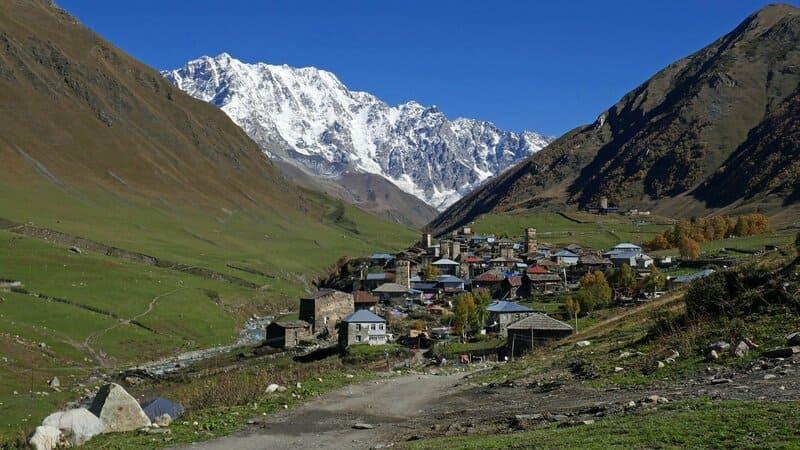 góry armenii i gruzji