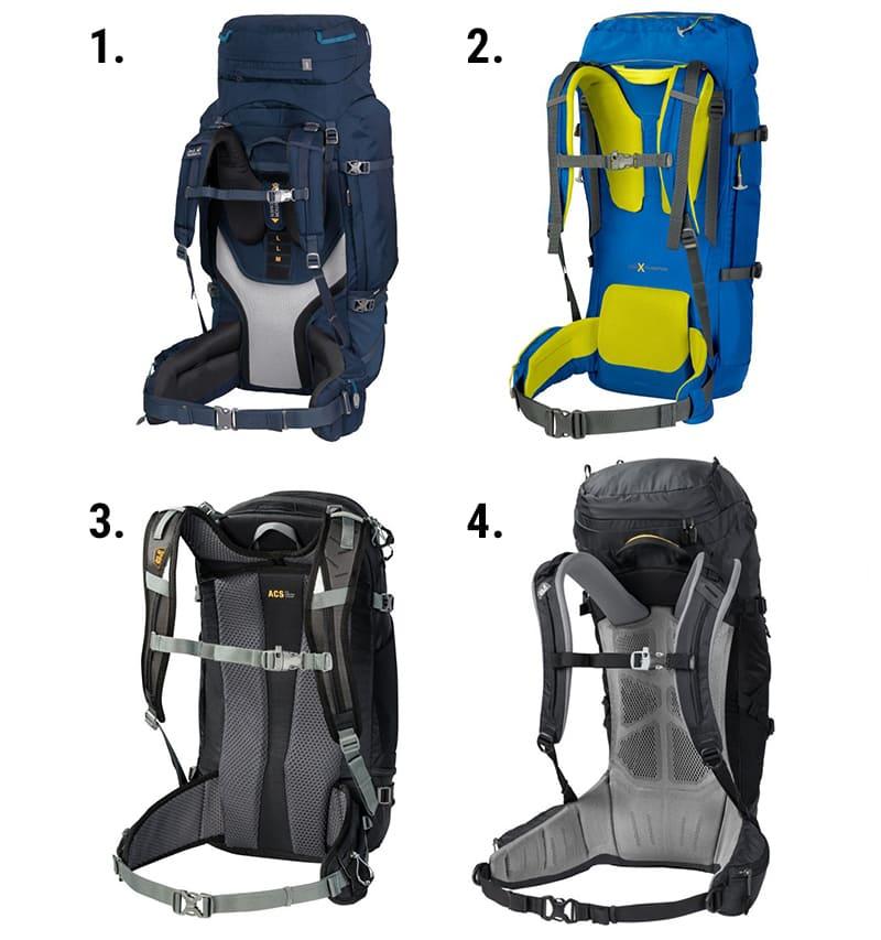 jak pakować plecak