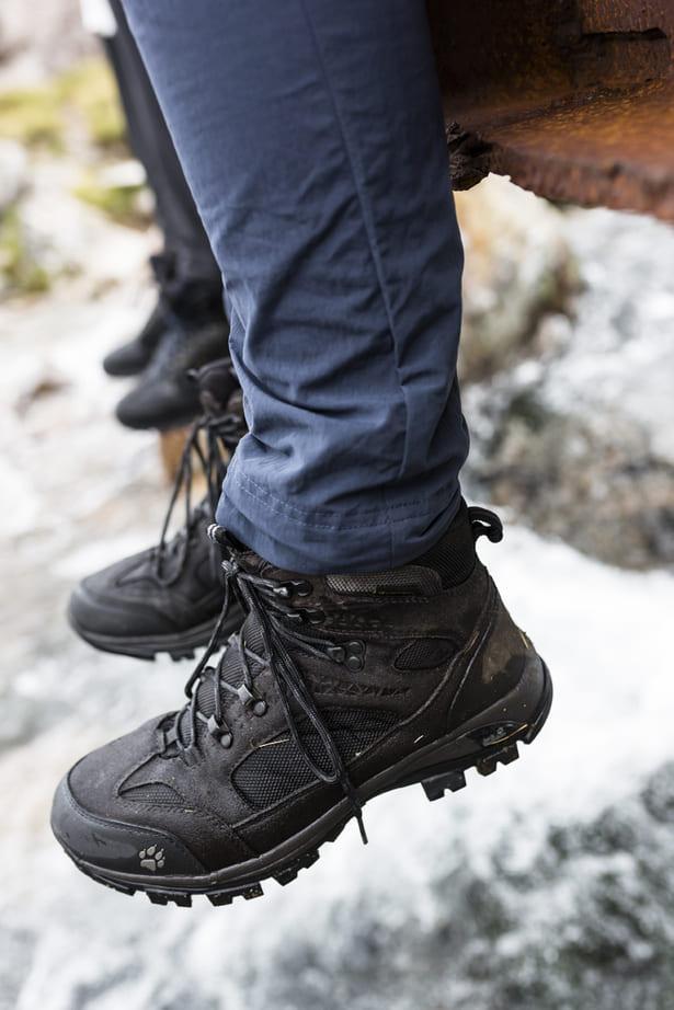 jak rozchodzić buty trekkingowe