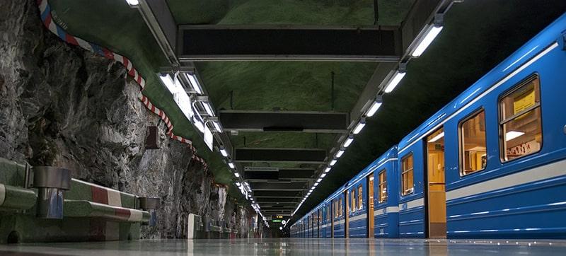 Stacja metra – Kungsträdgården