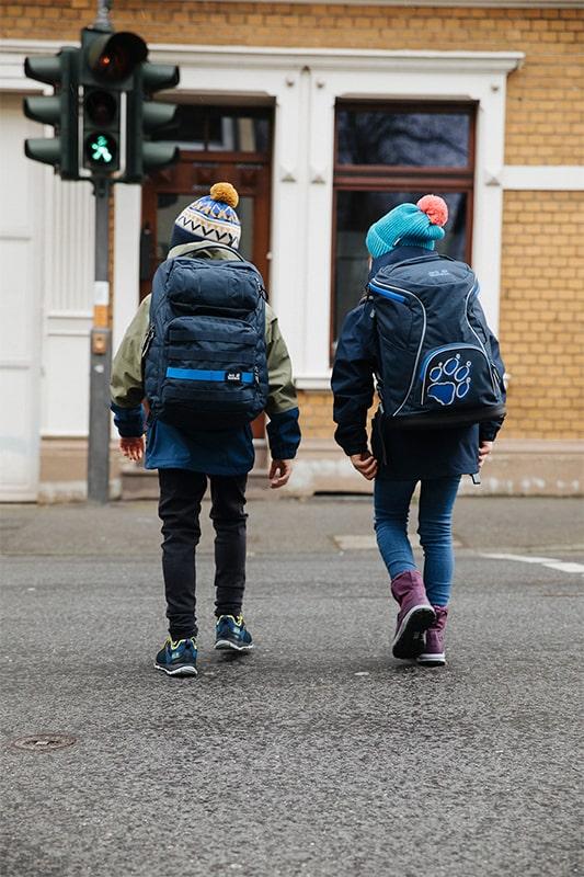 plecaki dla dzieci Jack Wolfskin