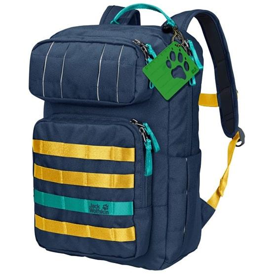 chłopięcy plecak szkolny LITTLE TRT Jack Wolfskin
