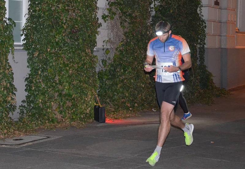 nocne bieganie