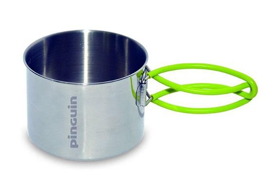 kubek Pinguin Steel Mug