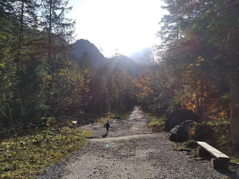 puste szlaki w Tatrach