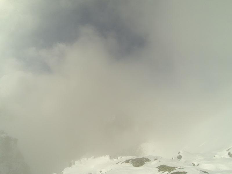 Alpy Mont Blanc