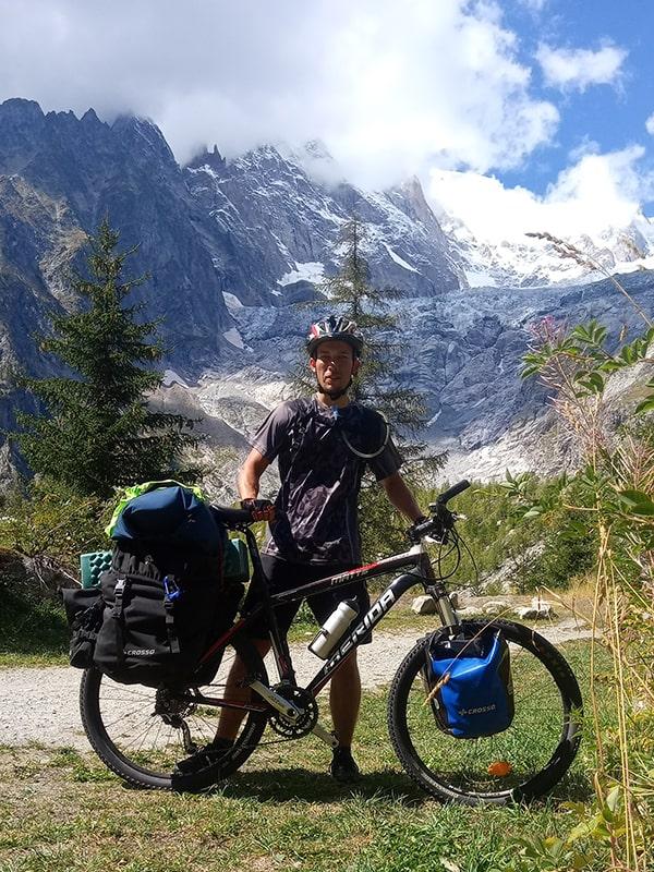 rowerowe Alpy