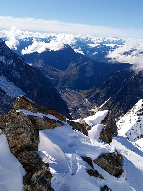 Alpy dolina