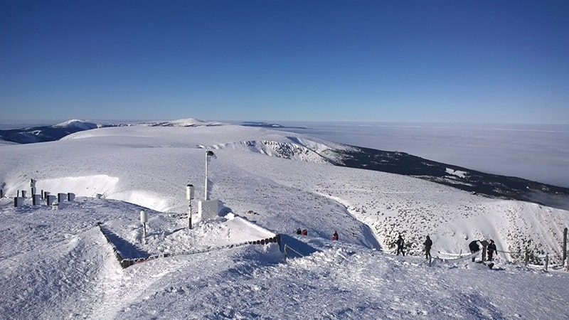 Karkonosze zimą 6