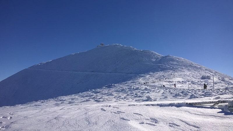 Karkonosze zimą 8