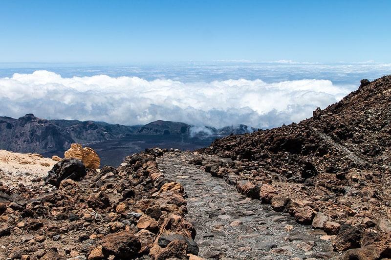 wulkan Teide 1