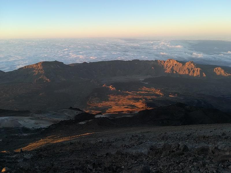 wulkan Teide 8