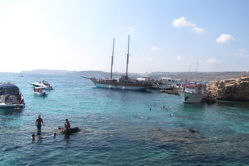 Malta - Comino Blue Lagoon