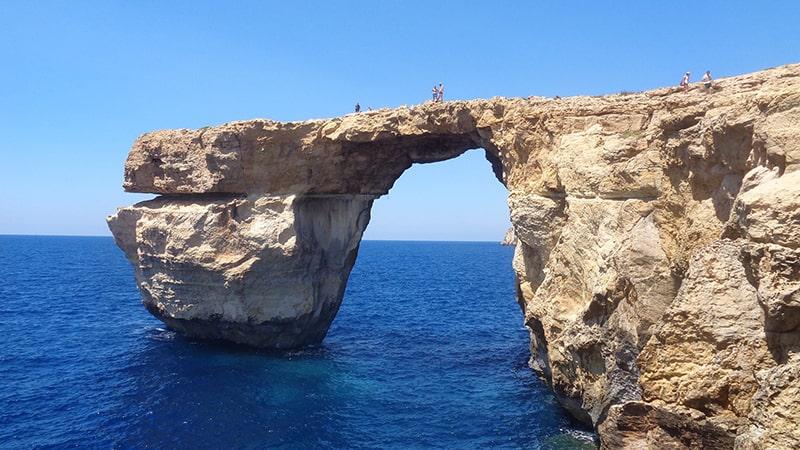 Malta Azure Window