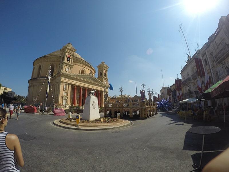 Malta rotunda